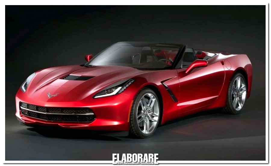 Photo of Corvette Stingray video live da Ginevra