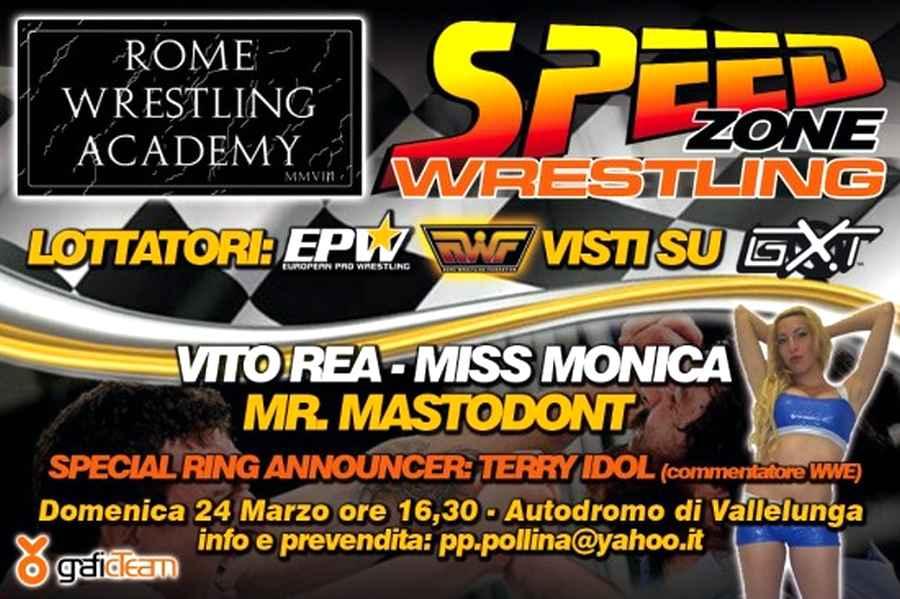 wrestling elaborare day 550x366 Elaborare Day 24 marzo a Vallelunga