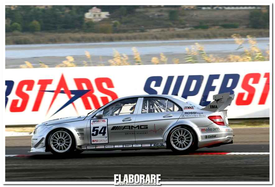 Photo of Il dream team AMG a Superstars 2013