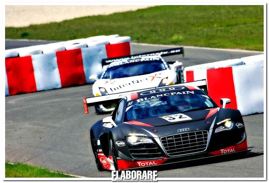 Photo of Al via una nuova stagione per l'Audi R8 LMS ultra