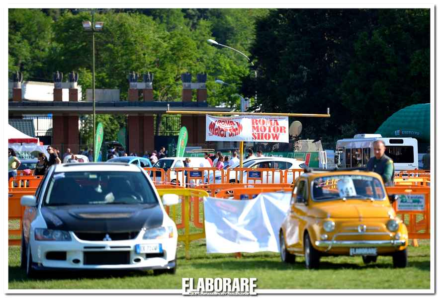 Photo of Roma Motor Show torna in pista