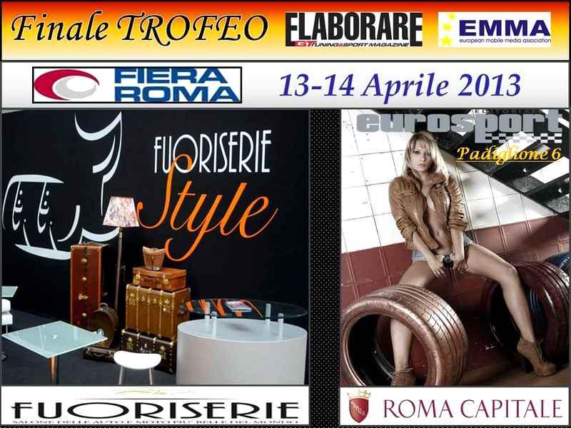 Photo of Trofeo Elaborare-Emma a Fuoriserie 2013