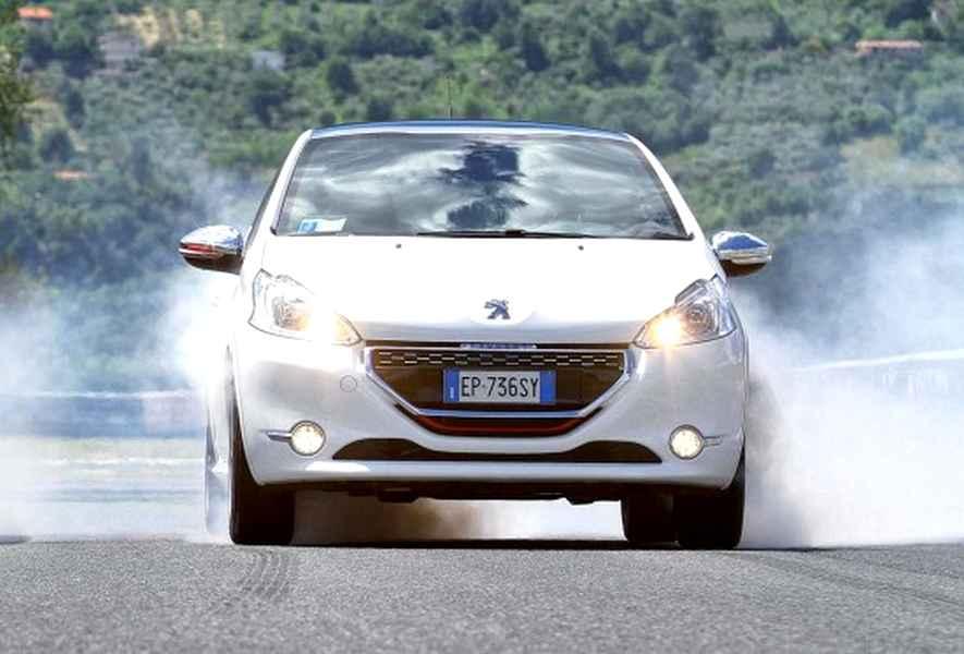 208 Gti Peugeot