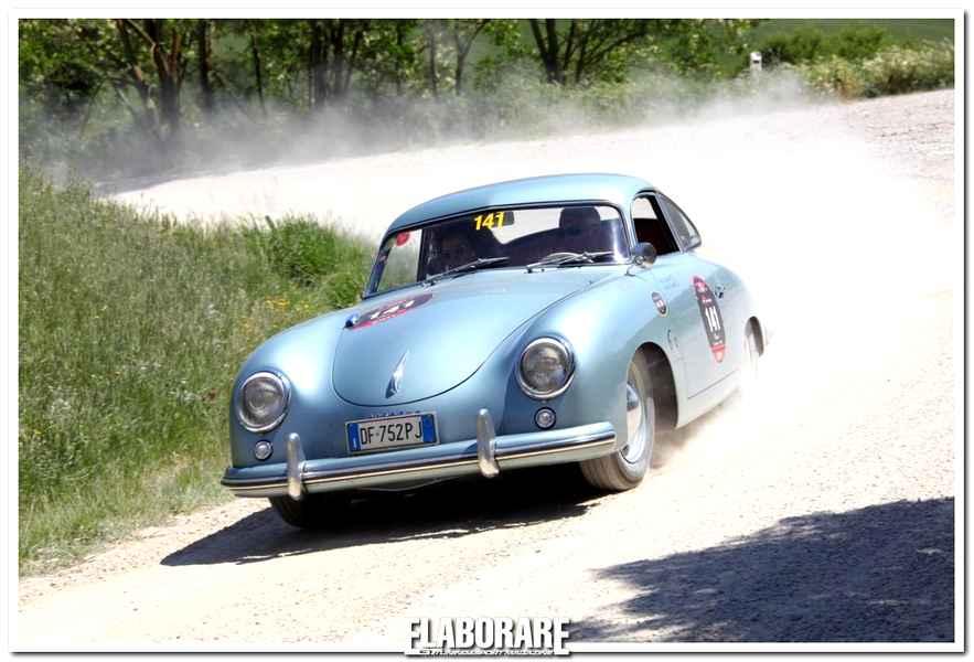 Photo of Porsche alla Mille Miglia 2013