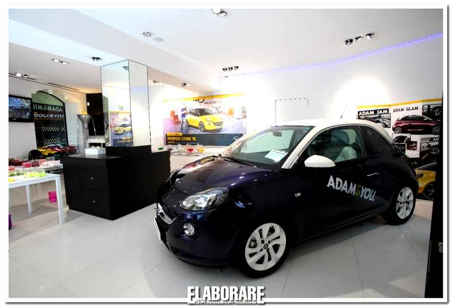 Photo of ADAM loves Milano: apre il Concept Store by Opel