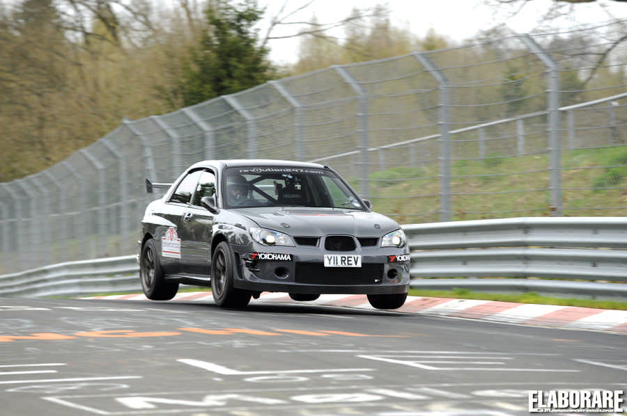 Photo of Tuning freni Tarox Record Nurburgring