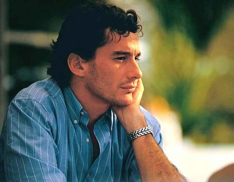 Photo of Ayrton Senna da Silva  – Tribute –  la vita la morte