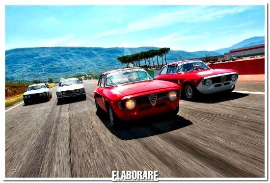 Alfa Romeo GTV 1750 e GT 2000 by Ezio Campoli