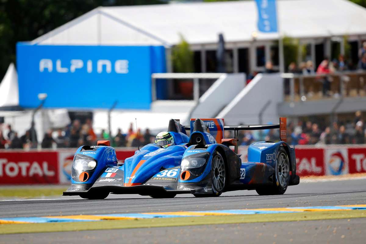 Photo of A Le Mans torna l'ALPINE A450!