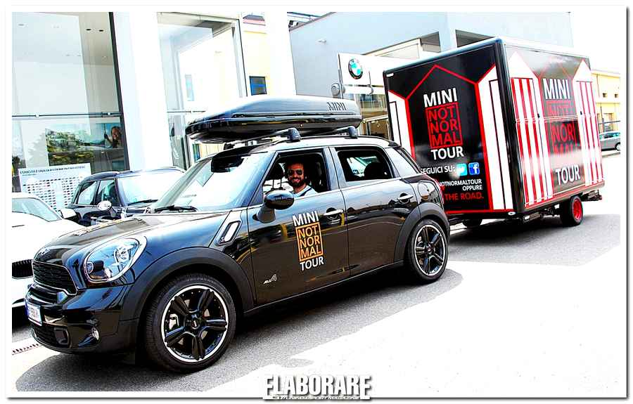 Photo of MINI Not Normal Tour 2013