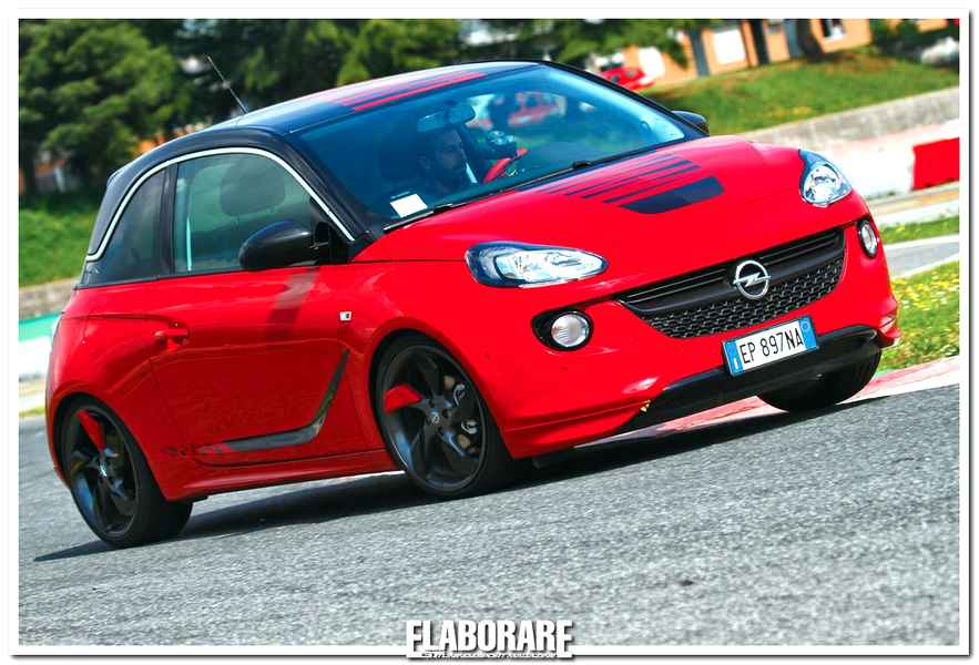 Photo of Opel Adam…come tu mi vuoi