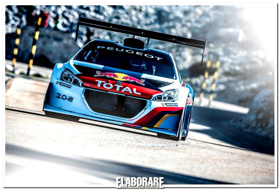 Photo of Peugeot 208 T16 Pikes Peak