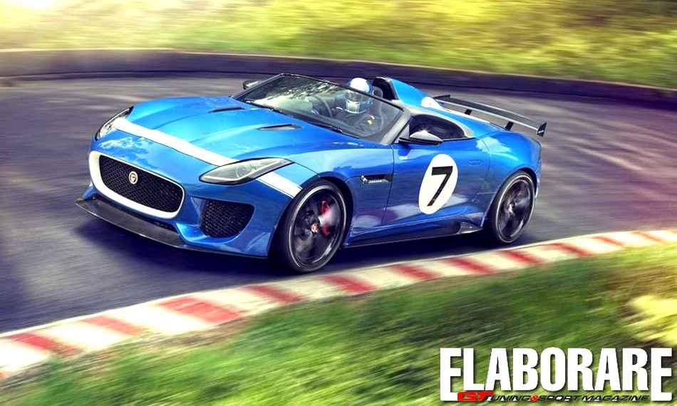 Photo of Jaguar Concept 7