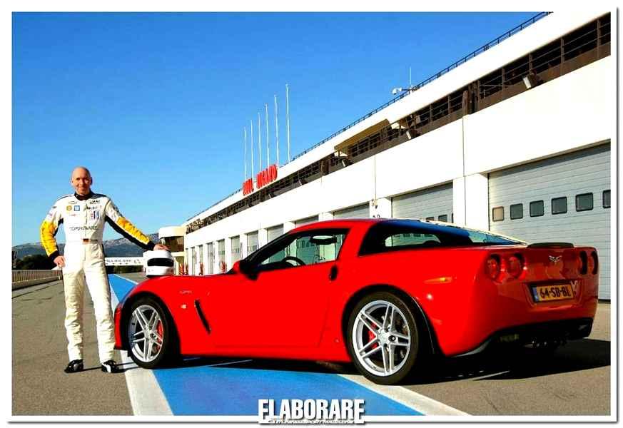Photo of Al via Chevrolet Corvette Stingray Experience