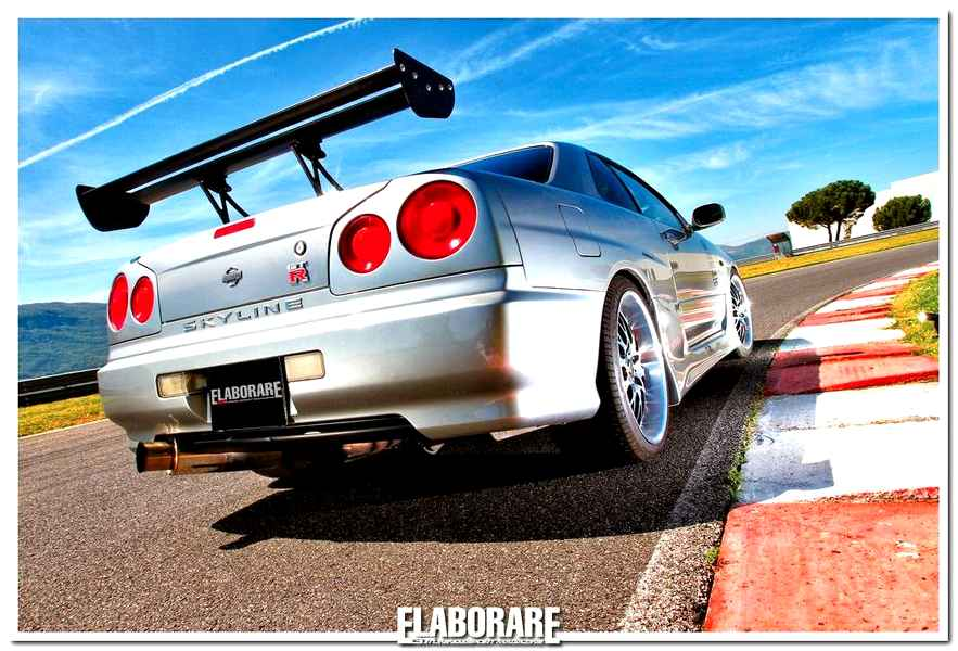 Photo of Nissan GT-R Skyline elaborata 700 CV