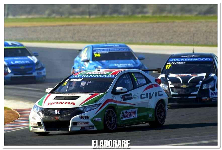 Photo of Podio e punti per Honda Civic in Argentina
