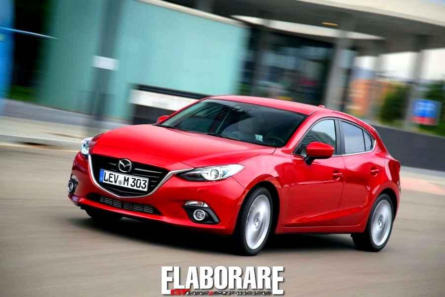 Photo of L'IAA 2013 arriva anche per la Mazda3