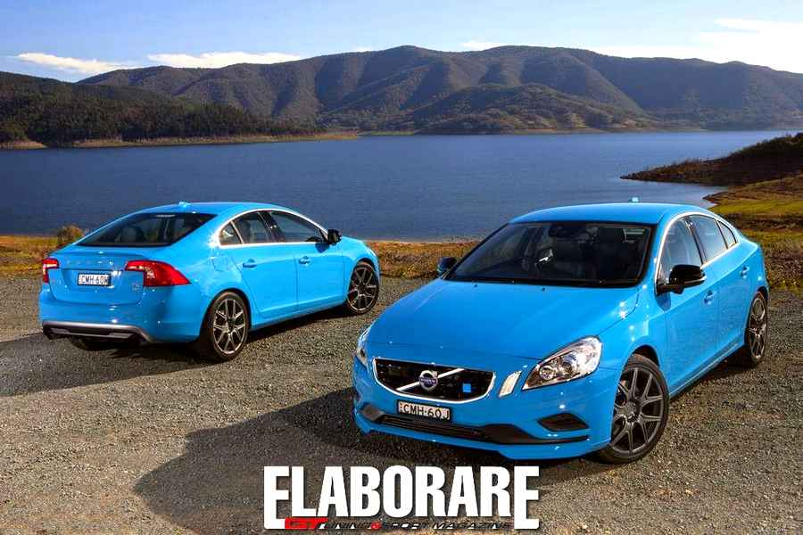 Photo of Volvo S60 + Bridgestone = Potenza