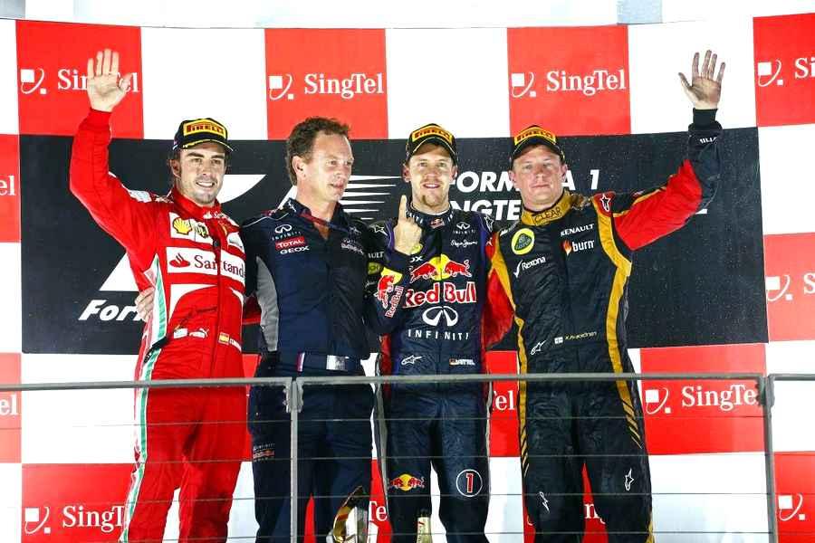 Photo of Risultati Gran Premio di Singapore F1 2013