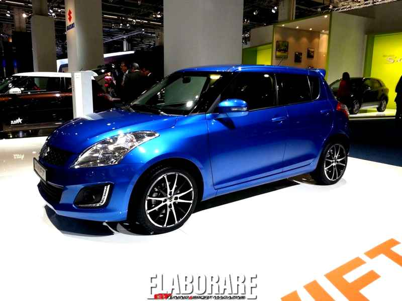Photo of Suzuki Swift facelift all'IAA