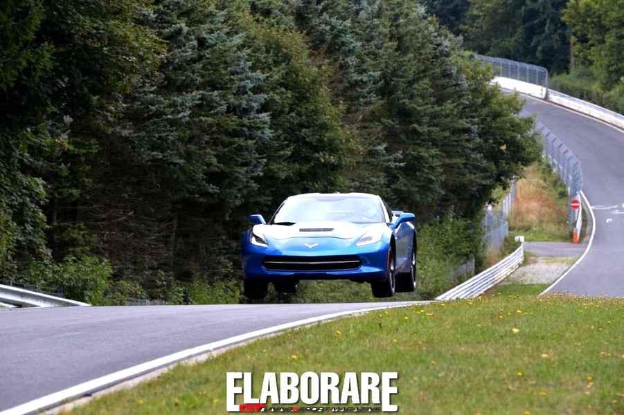 Photo of Corvette Stingray vs Nurburgring
