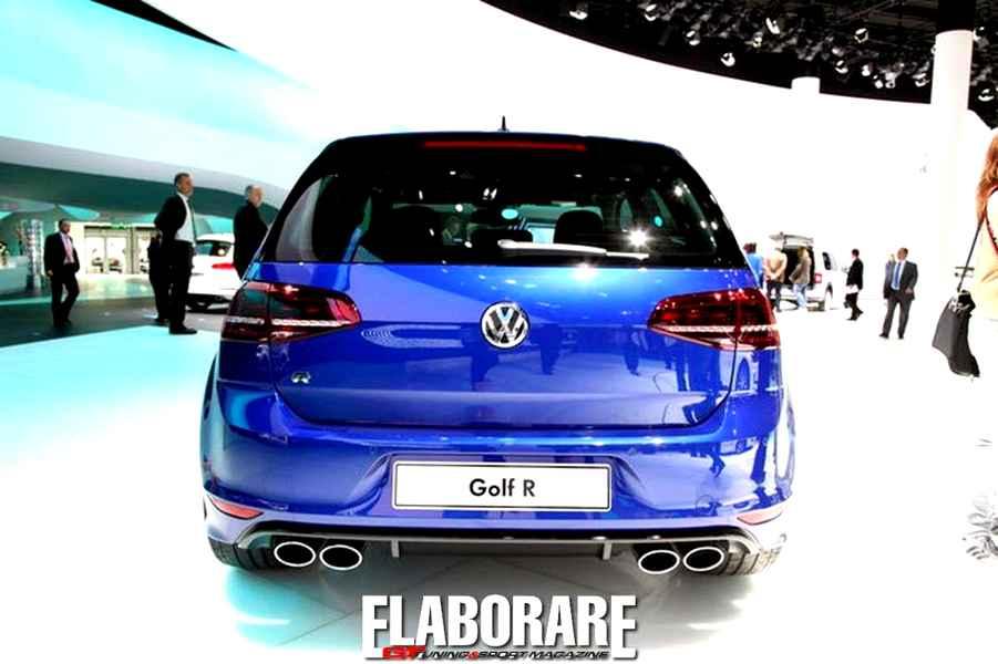 Photo of La Volkswagen Golf più potente di sempre all'IAA