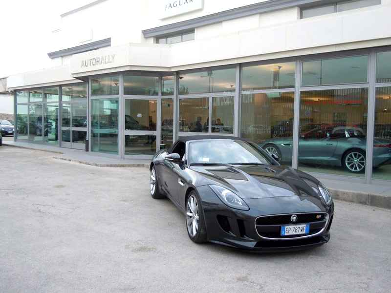 Photo of Provata per voi la Jaguar F-Type V6S