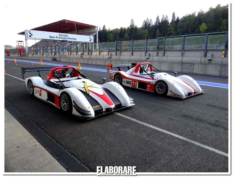 Photo of In pista con Radical GP