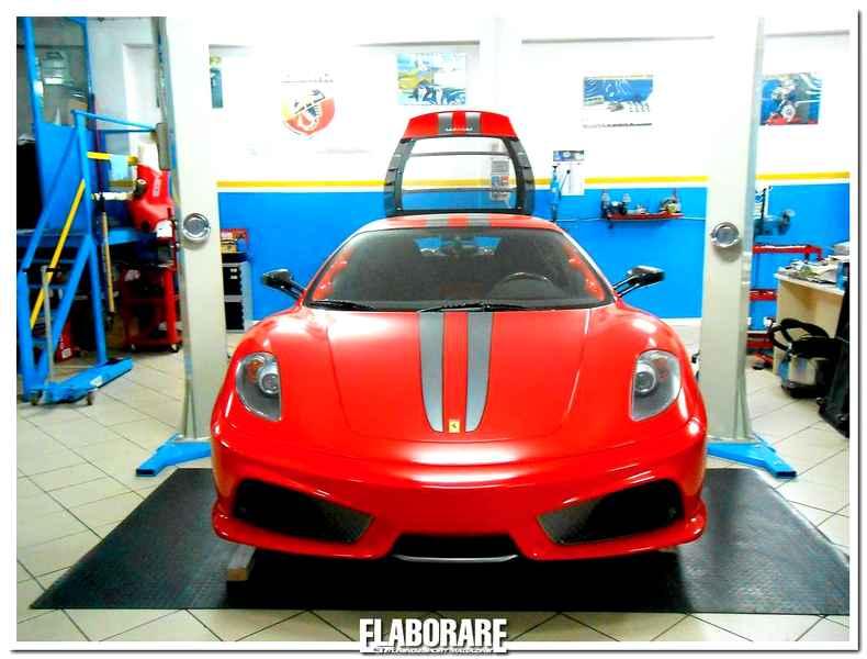 Photo of Ferrari 430 Scuderia elaborazione 540 CV!