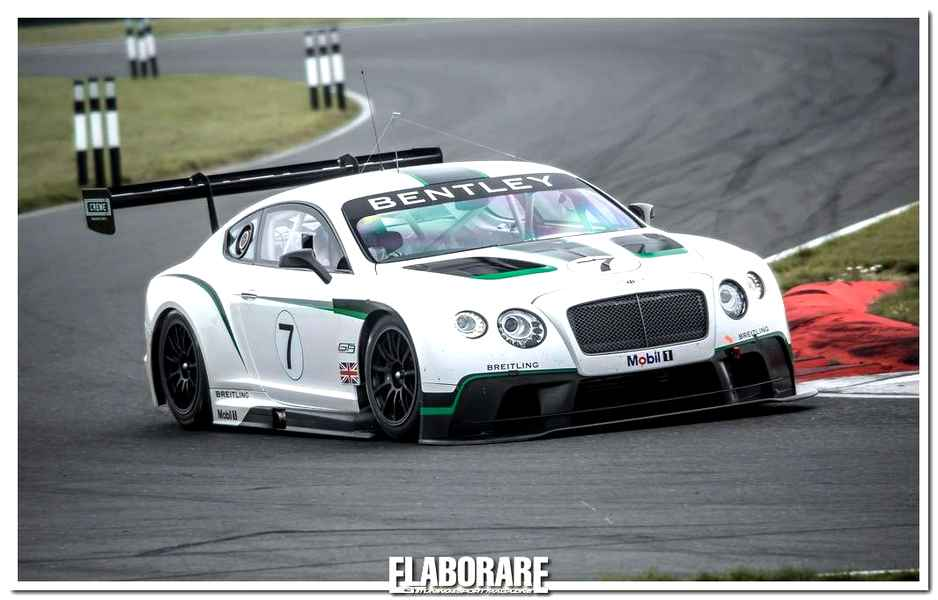 Photo of La Bentley Continental GT3 debutta in gara