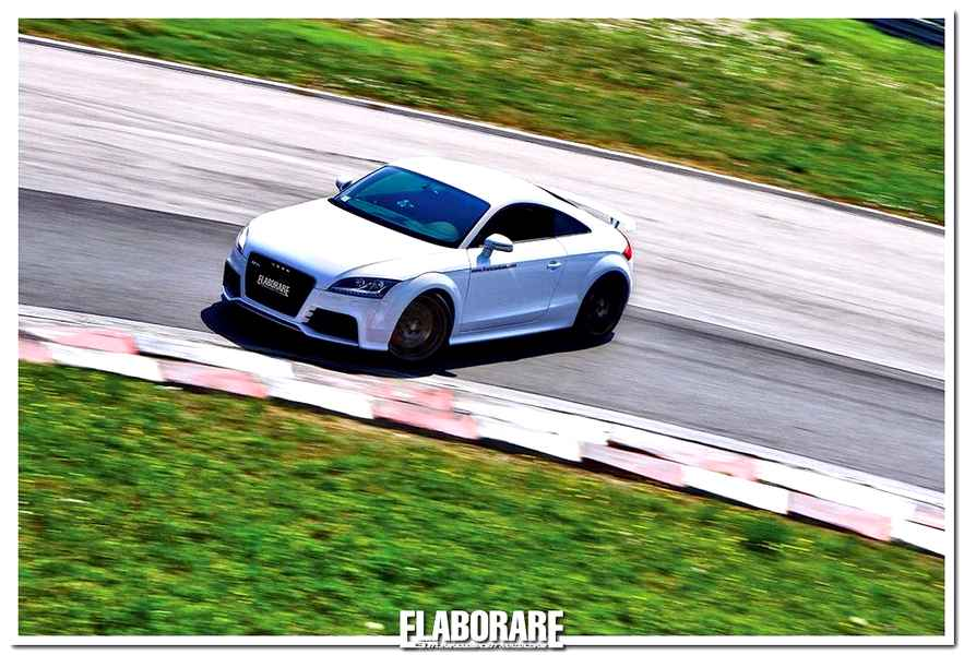 Photo of Audi TT RS con 490 CV!