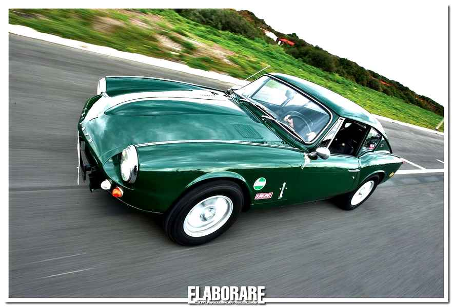 Photo of Triumph GT6 MK1 1967 elaborata