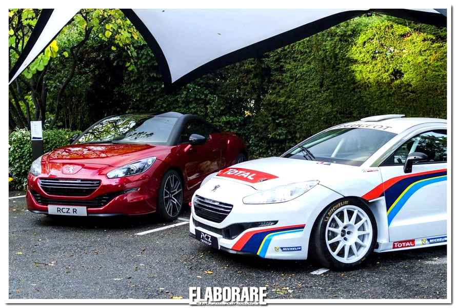 Photo of Provata la RCZ R