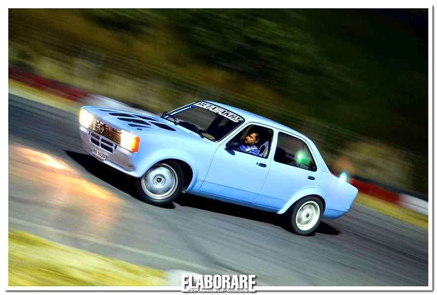 Photo of Opel Kadett da 500 CV!