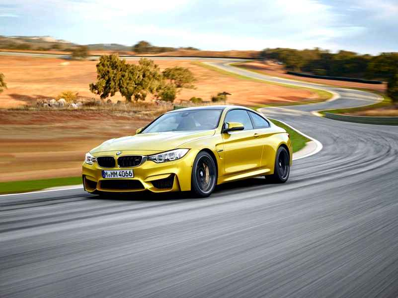 Photo of BMW M4 stock al Nurburgring sotto gli 8′