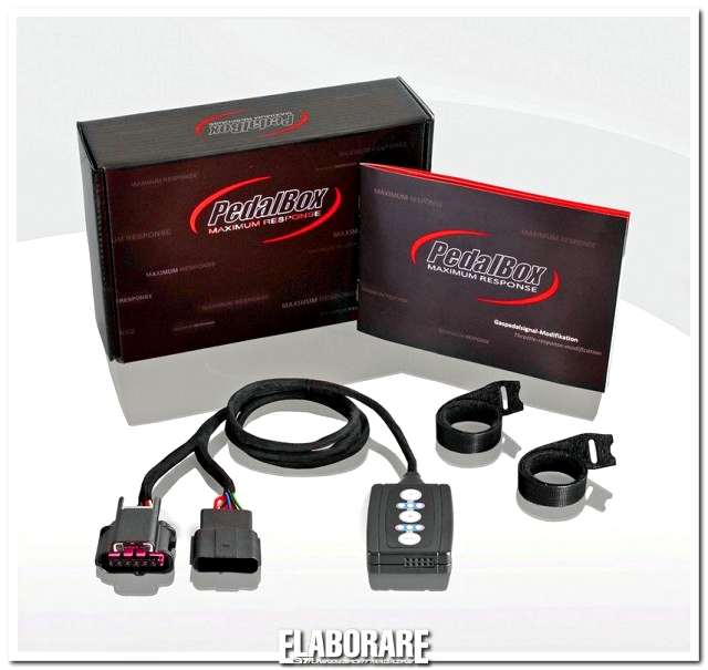 centralina aggiuntiva-PedalBox-DTE-Systems