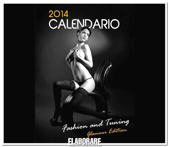 Photo of Calendario 2014 by Fashion Tuning