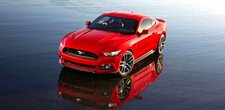 Photo of Ford Mustang 2014 arriva in Europa!
