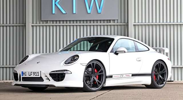 Photo of Tuning estetico Porsche 911 Carrera R Ktw Tuning