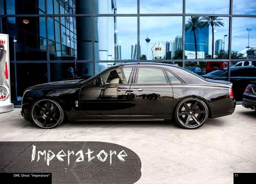 Photo of Anche la Rolls Royce Ghost ha bisogno di tuning