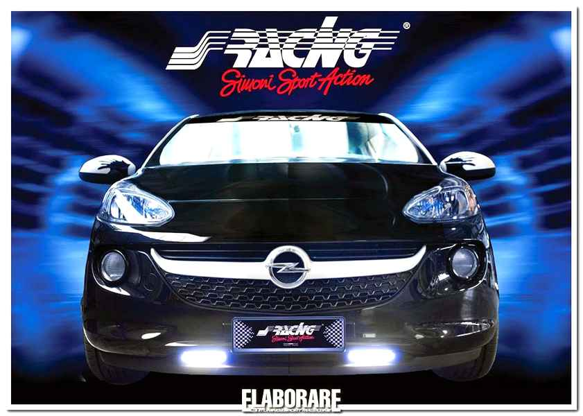 Photo of Opel Adam superaccessoriata!