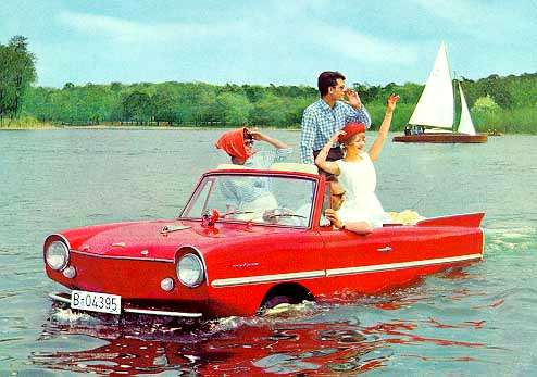 Amphicar_in_acqua