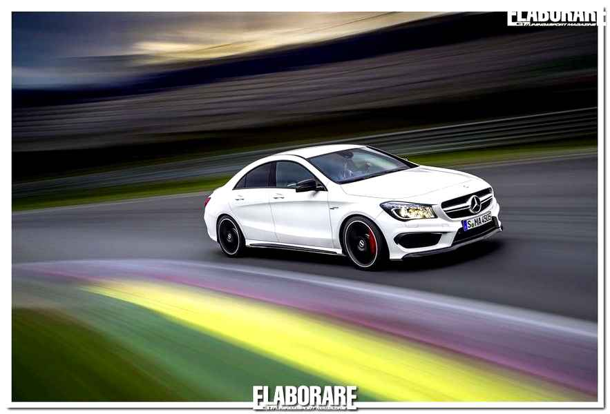 Photo of Mercedes CLA 45 AMG
