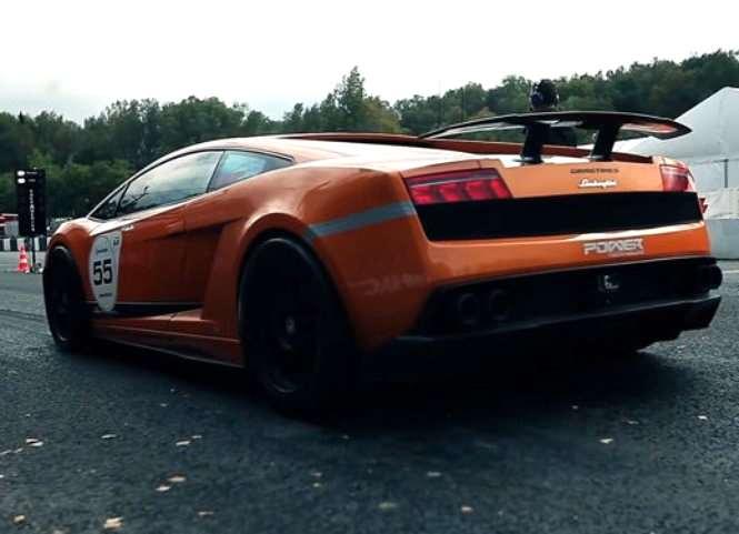 Photo of Lamborghini motore che esplode a 402 km/h