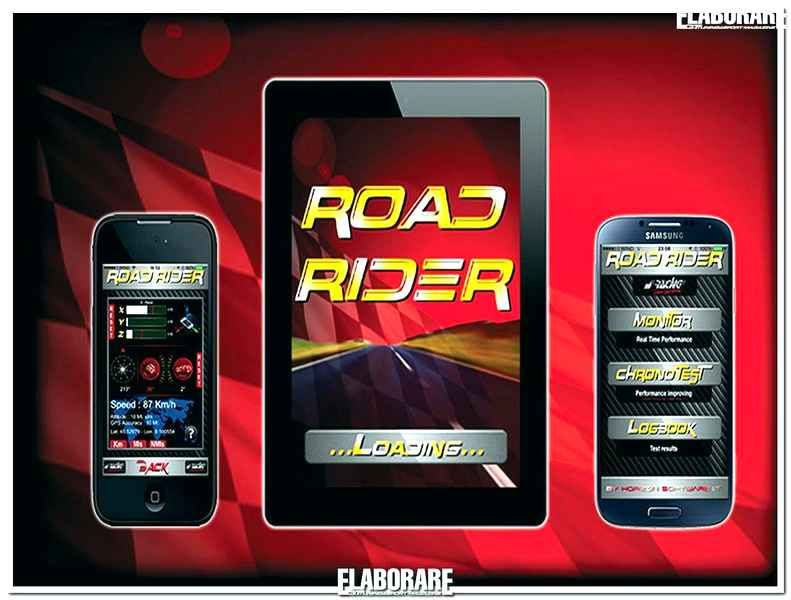 Photo of App Road Rider