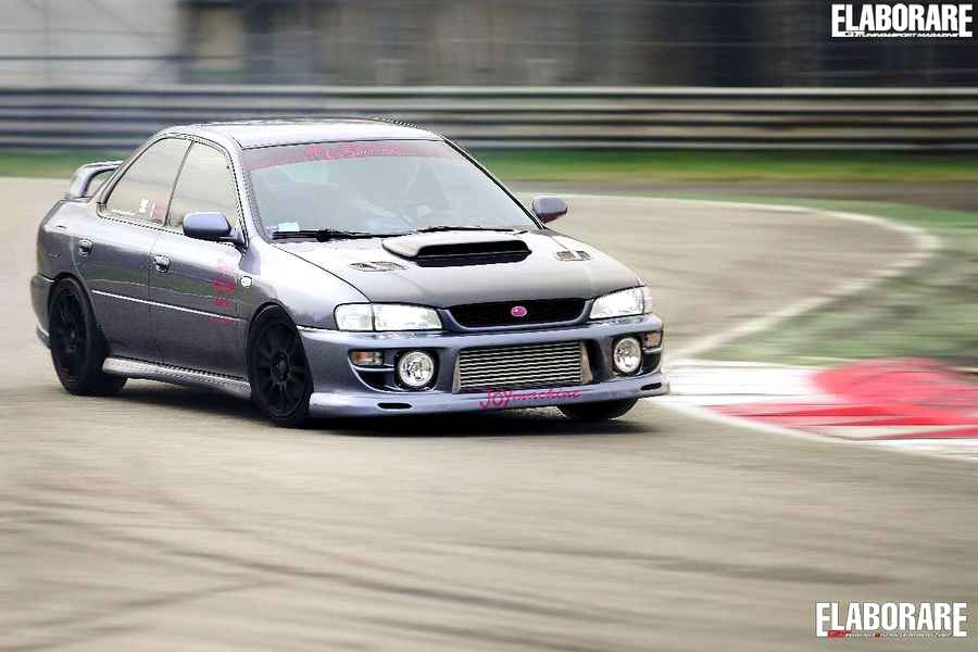 Photo of Subaru Impreza WRX 300 CV Tuning Monza