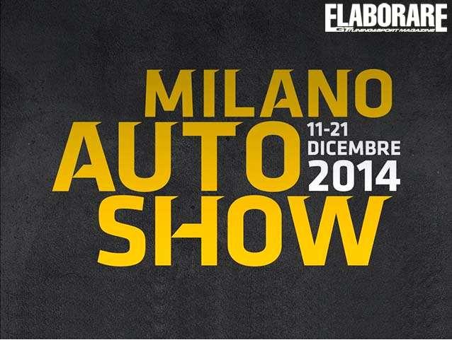 Photo of Milano Auto Show 2014
