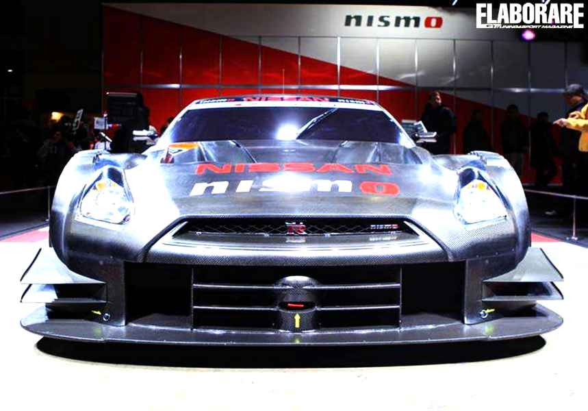 Photo of Nissan GT-R Nismo 2014