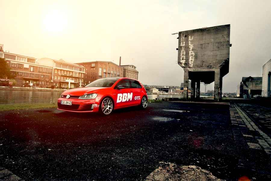 Photo of Tuning BBM Motorsport per Volkswagen Golf GTI