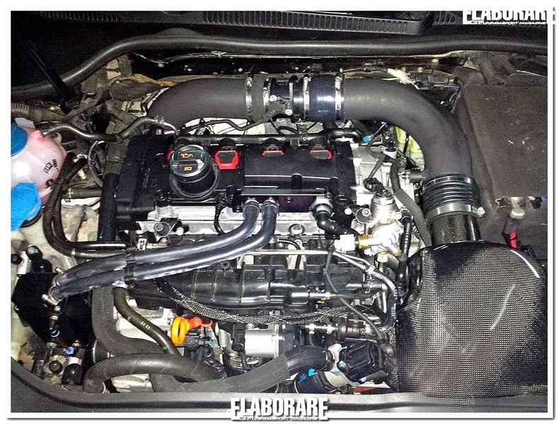 Photo of Golf 5 V GTI elaborazione 420 CV!